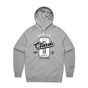 Arnold Classic Hoodie - Grey